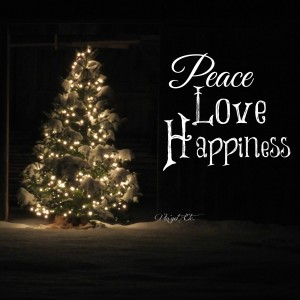 wishing you peace love and happiness bruce van horn