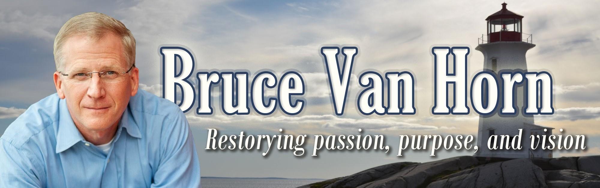 Bruce Van Horn